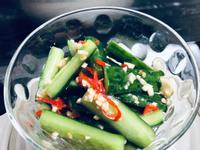 涼拌蒜辣小黃瓜/開胃菜