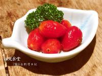 梅汁冰釀小蕃茄