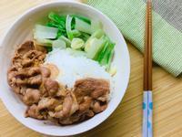 【省錢料理】照燒蒜香豬 超簡單5分鐘上菜