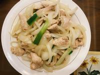 洋蔥炒雞片
