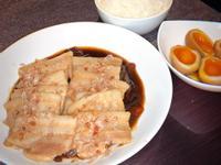 偽日式定食~和風豚肉定食