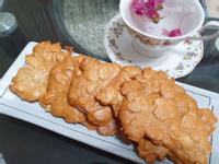 杏仁瓦片-零手殘甜點