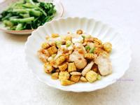 【低蛋白輕鬆吃】玉米筍炒雞肉