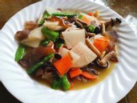 家常素菜(6) 五色祥雲