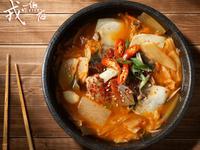 辣泡菜鯖魚湯