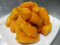 橙汁蜜地瓜