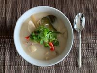 泰式椰汁雞湯(Tom Kha Gai)