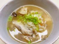 粒粒分明虱目魚粥