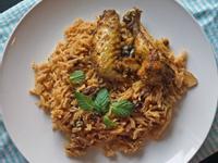 印度香飯 Nasi Briyani