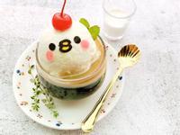 P助香草冰淇淋咖啡凍◡̈
