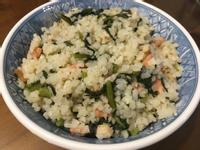 蘿蔔葉上海菜飯(素食)