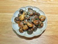 蒜香奶油蘑菇