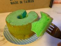 斑蘭戚風蛋糕
