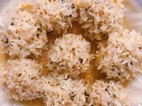 港式料理-珍珠蝦丸 (省時簡單)