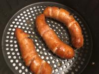 烤香腸-氣炸版