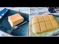 [米菈的食譜]古早味蛋糕;燙麵法+水浴法