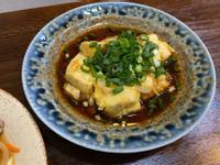 日式老皮嫩肉《揚げ豆腐》炸豆腐揚出豆腐