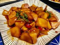 塔香杏鮑菇~超級下飯