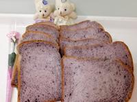 藍莓牛奶土司~超柔軟