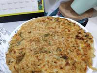 南瓜高麗菜煎餅