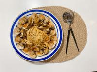 [義式料理]滿山滿谷蛤蜊紅醬義大利麵