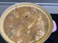 筍子香菇肉絲粥