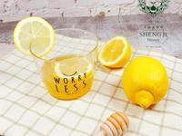 夏季健康蜂蜜檸檬