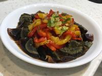 涼拌菜-燒椒皮蛋