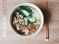 【低蛋白功夫菜】赤肉羹湯麵
