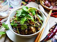 蘑菇豆菜米粉