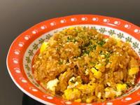 【韓式-輕食】蒜片雞蛋炒飯