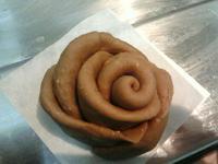 Y芬的小廚房-黑糖玫瑰花饅頭