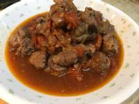 番茄🍅牛肉煲