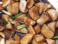 紅燒杏鮑菇