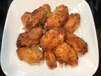 唐揚雞塊口味的雞翅(氣炸鍋)