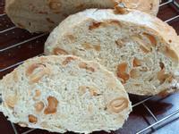 天然免揉歐式腰果麵包
