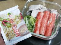 涼拌櫛瓜麵--品高芝麻醬