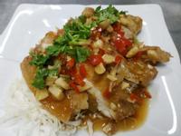 偽泰國菜-椒麻雞