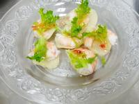 鮮蝦波卡綠沙拉🦐