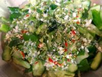 清爽涼拌菜之越式酸甜辣醬拌小黃瓜