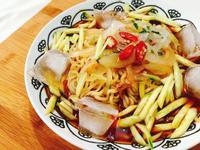 【韓式-輕食】退熱的清爽冷拉麵 素食👌