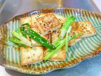蔥煎雞蛋豆腐