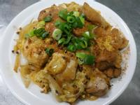一人晚餐-日式親子丼