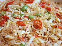 馬來西亞-臭豆炒米粉