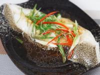 【哇菜影音食譜】清蒸鱈魚