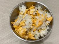 海苔香鬆蛋炒飯