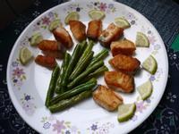 檸香鮭魚「異國料理」