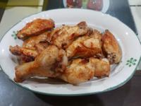 氣炸烤雞翅