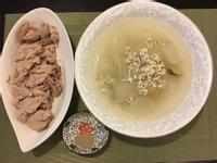 冬瓜薏仁煲肉湯