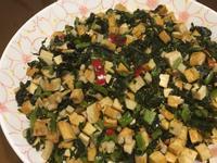 雪菜炒豆乾(全素)